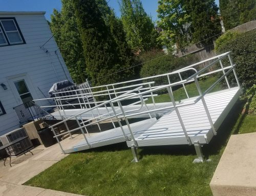What to Know When Looking for a Wheelchair Ramp
