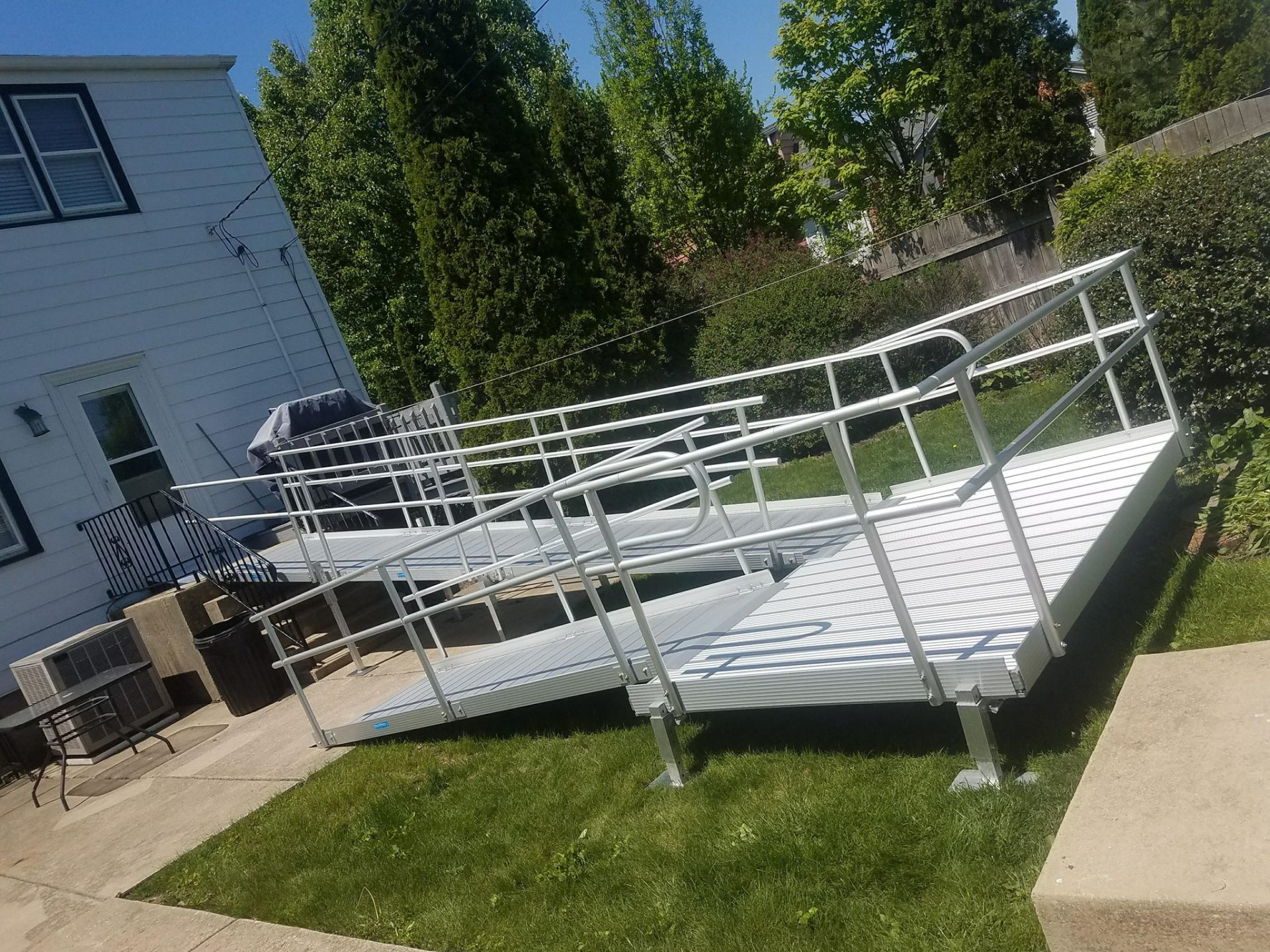 looking for a wheelchair ramp